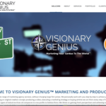 Visionary Genius site by The Wordpress Ninja