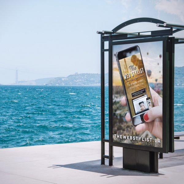 TheWebStylist_BusStopbytheBay_Outdoor-Advertising-Mock-Up