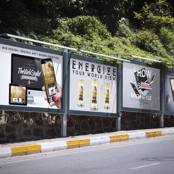 TheWebStylist_Outdoor-Advertising-Moc-Up_4_SignsatBusStop