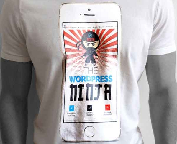 TheWordPressNinja_Tshirt_300px