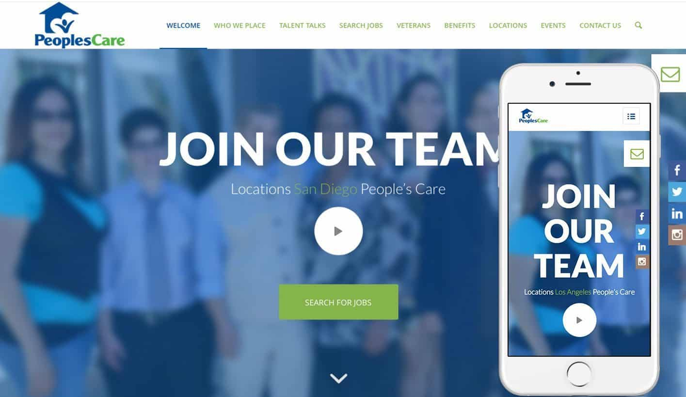 ENFOLD WP Theme – Careers.PeoplesCare.com