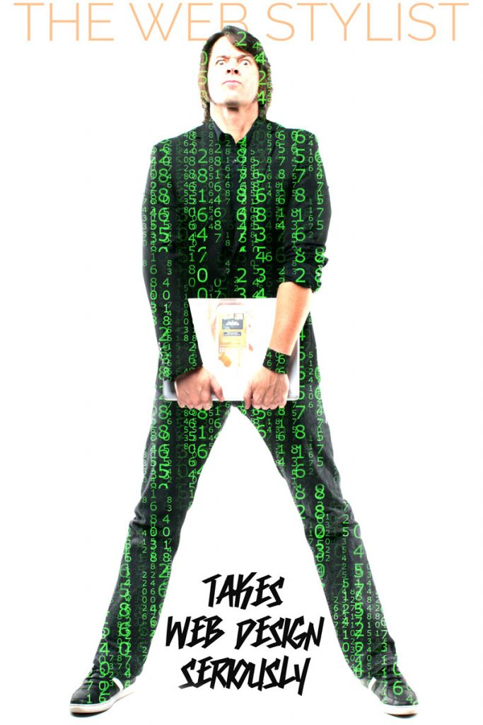 TheWebStylist_LaptopGrip_TakesWebDesignSeriously-TheMatrix-DoubleExposure