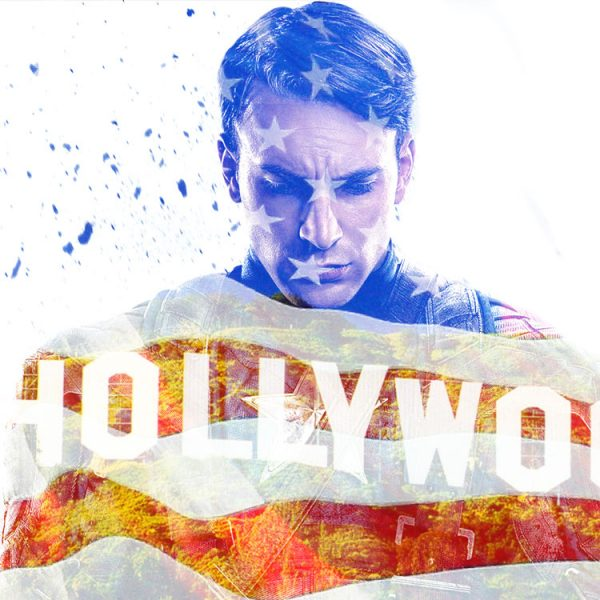 doubleexposure_captainamerican_hollywoodamericanflag