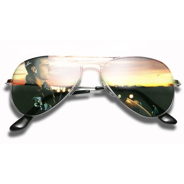 doubleexposure_raybanaviators_tomonbikeairport