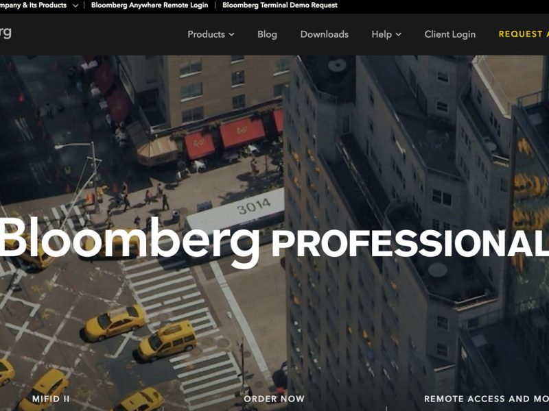 Bloomberg.com-professional-built-with-WordPress