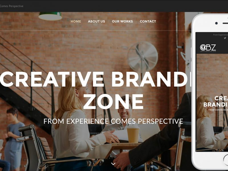 CreativeBrandingZone.com-homepage-iphone6s-by-TheWordPressNinja.com